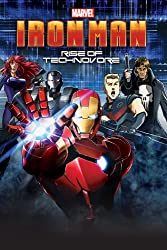 Iron Man: Rise Of Technovore (English Dubbed)
