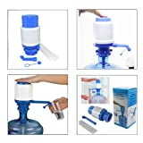 GREENWON 5 Gallon Hand Press Drinking Water Pump for Bottle/jug Bottled Drinking Water Dispenser for Outdoor Sports... at Sears.com