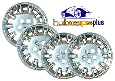 2005 2006 2007 Chrysler 300 / 300C Chrome Factory Replica Wheel Covers Hubcaps (Set of 4) - 17 INCH !