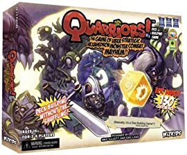 Quarriors Dice Building Game -Box Version