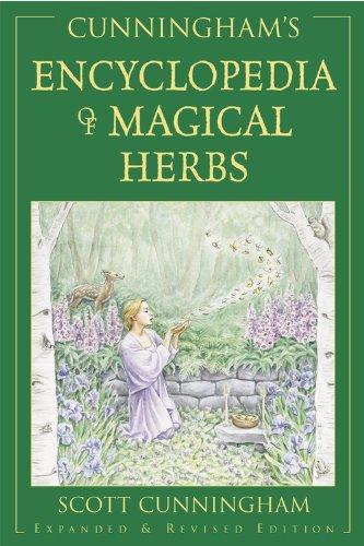 cunninghams-encyclopedia-of-magical-herbs-cunninghams-encyclopedia-series