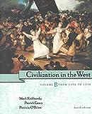 Civilization in the West, Vol. B