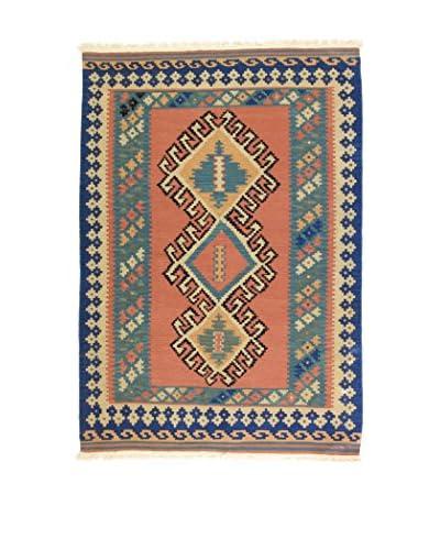 Eden tapijt kilim P veelkleurige 123 x 183 cm