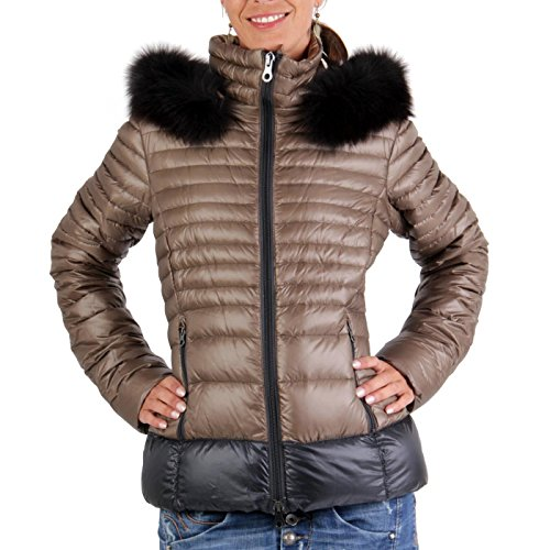 DUVETICA Damen Winter Daunenjacke