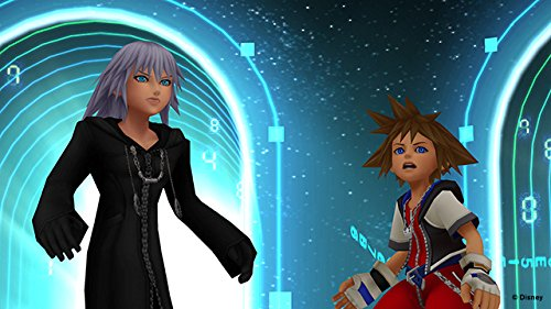 Kingdom Hearts HD 2.5 Remix Limited Edition  screenshot