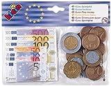 Klein 9612 - Juego de monedas y billetes de Euro d