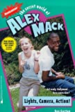 LIGHTS, CAMERA, ACTION! THE SECRET WORLD OF ALEX MACK #33 (0671021095) by Garton, Ray