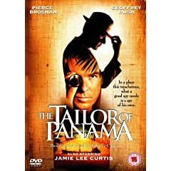 The Tailor Of Panama [DVD] [2001]