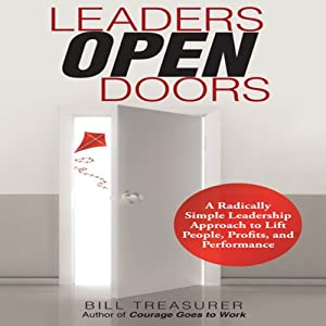Leaders Open Doors Audiobook