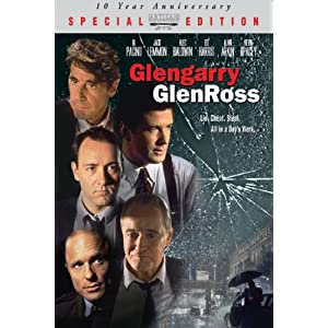 Glengarry Glen Ross - New York Broadway.