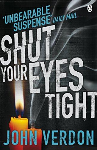 Shut Your Eyes Tight (Dave Gurney, #2)