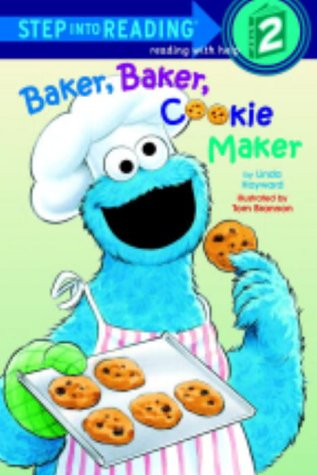 Baker, Baker, Cookie Maker (Step-Into-Reading, Step 2)