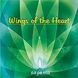 Wings of the Heart. CD - Sayama