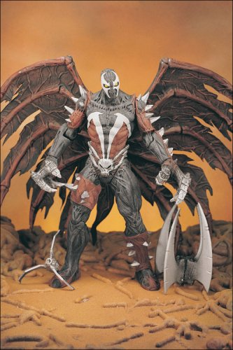 Buy 1997 Spawn The Movie Action Figure – Attack Spawn Deluxe Box Edition