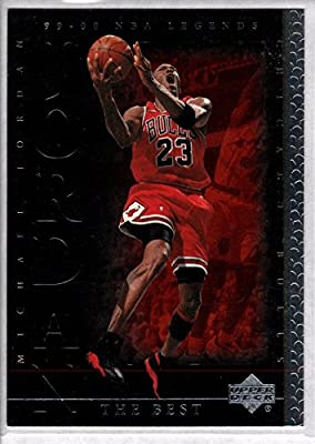 MICHAEL JORDAN 1999-00 Upper Deck Legends #81