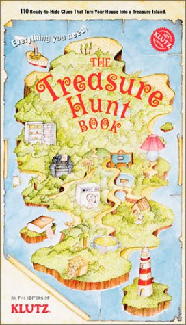 The Treasure Hunt Book  (Klutz)