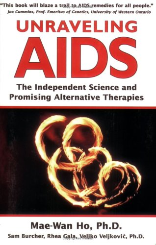 Unraveling Aids: The Independent Science And Promising Alternative Therapies front-158972