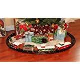 Santa's Village Express Holiday Christmas Train Set
