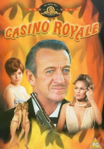 Casino Royale [DVD] [1967]