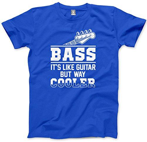 Bass-seine-wie-Gitarre-aber-Weg-Khler-bassiest-Kinder-T-Shirt