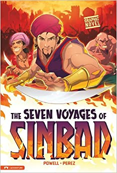 The Seven Voyages of Sinbad (Classic Fiction) Paperback – August 1