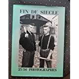 25/34 photographies fin de siecle (br) 1996