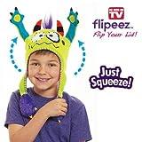 Flipeez Peek-a-Boo Monster いないいないばぁモンスターアクションハット  並行輸入品