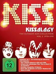 Kiss - Kissology, Vol. 2: 1978-1991 [4 DVDs]