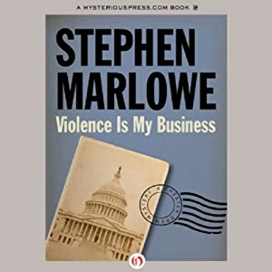 Violence Is My Business Audiobook