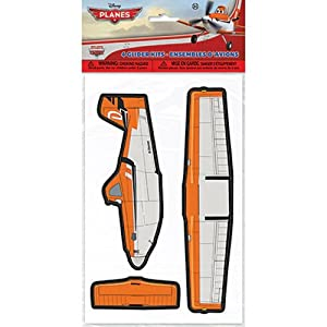Amazon.com: Disney Planes Glider Planes - Party Favors - 4 planes per