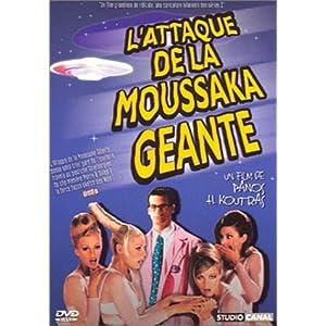 L'Attaque de la Moussaka géante
