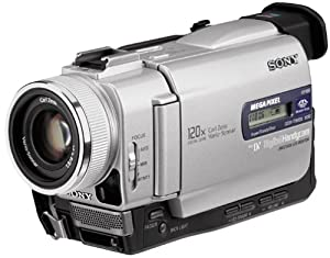 Sony DCRTRV20 Digital Camcorder with Builtin Digital Still Mode