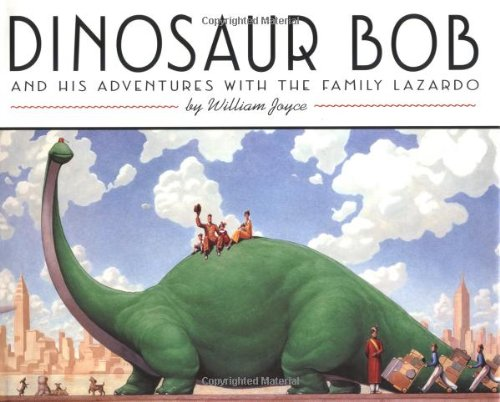 Dinosaur Bob And His Adventures With The Family Lazardo (Reading Rainbow Book) front-896458