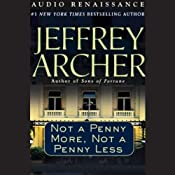 Not a Penny More, Not a Penny Less | [Jeffrey Archer]