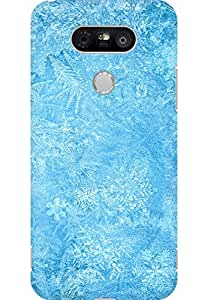 AMEZ designer printed 3d premium high quality back case cover for LG G5 (frozen)
