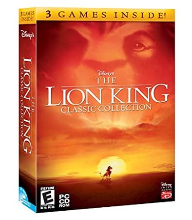 Lion King Classic Collection
