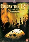 Friday The 13th Part VI Jason Lives [1986] [DVD]