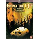 Friday The 13th Part VI Jason Lives [1986] [DVD]by Thom Mathews