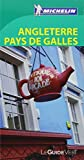 Le Guide Vert Angleterre Pays de Galles Michelin
