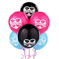 Monster High – Latex Balloons Party Accessory