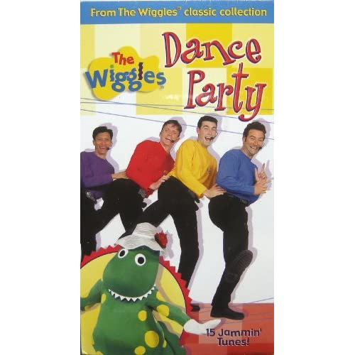 Wiggles dance party video