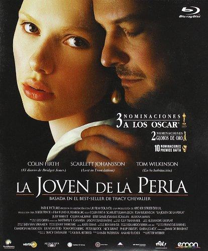 La Joven De La Perla [Blu-ray]