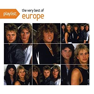Europe -  Rock The Night - The Very Best Of Europe CD1