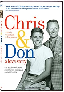 Chris & Don. A Love Story [Import]