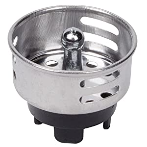 ... SINK STRAINERS w/Stopper 1.75