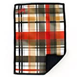 Toddy Gear TAN-C0111-B-H0113 Tartan 5 x 7 Inch Premium Microfiber Smart Cloth for iPad and Touch Screen Cleaning
