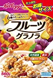 ケロッグ フルーツグラノラ徳用箱 560g / ケロッグ