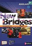 echange, troc François Guary, Marie Fort-Couderc, Gaël Manescau, Sylvie Persec, Collectif - Anglais 2e New bridges : Programme 2010 B1 (1CD audio)