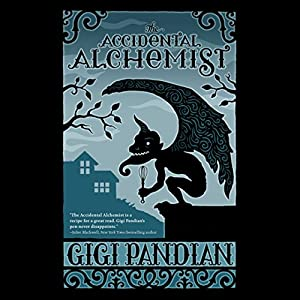 The Accidental Alchemist Hörbuch