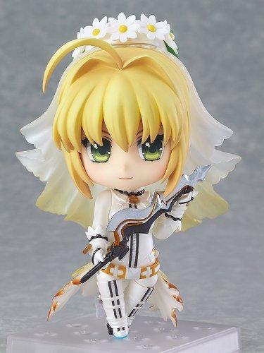 Fate/EXTRA CCC ねんどろいど セイバーブライド (ノンスケール ABS&PVC塗装済み可動フィギュア)